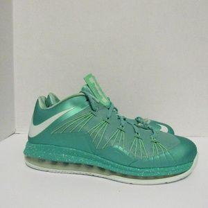 best service 1d01e c9e05 Nike. Nike Air Max Lebron X 10 Low Easter Mint Fiberglas